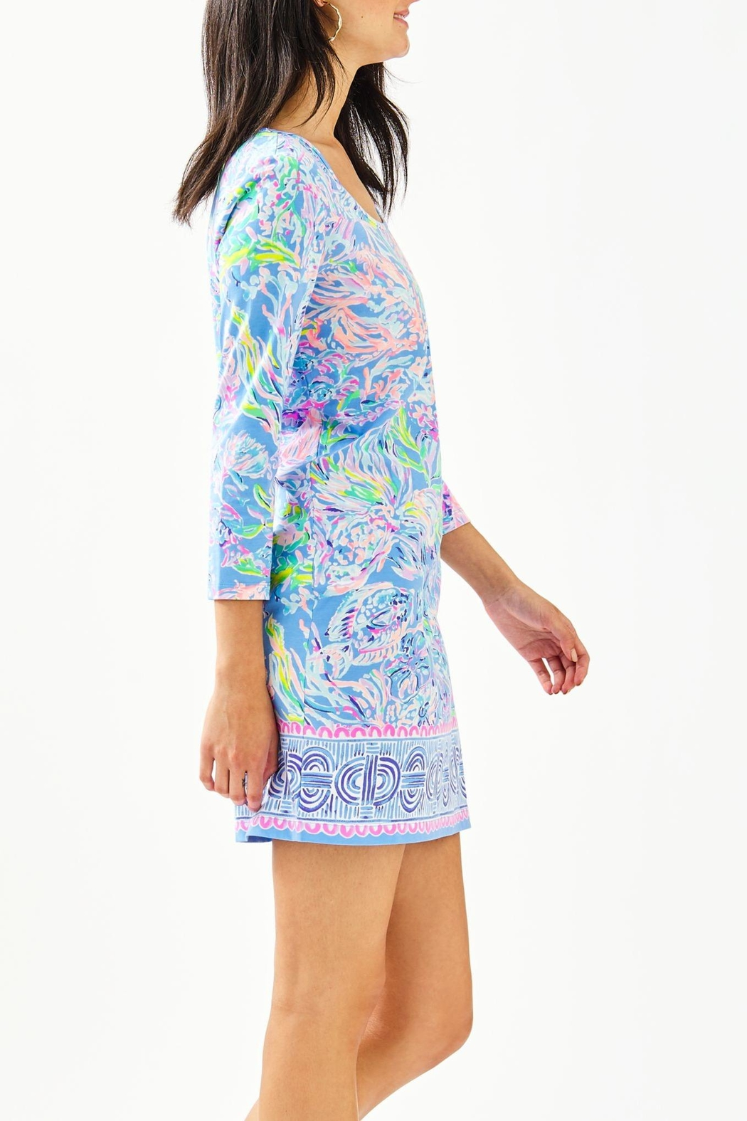 Lilly Pulitzer Beacon Dress - Side Cropped Image