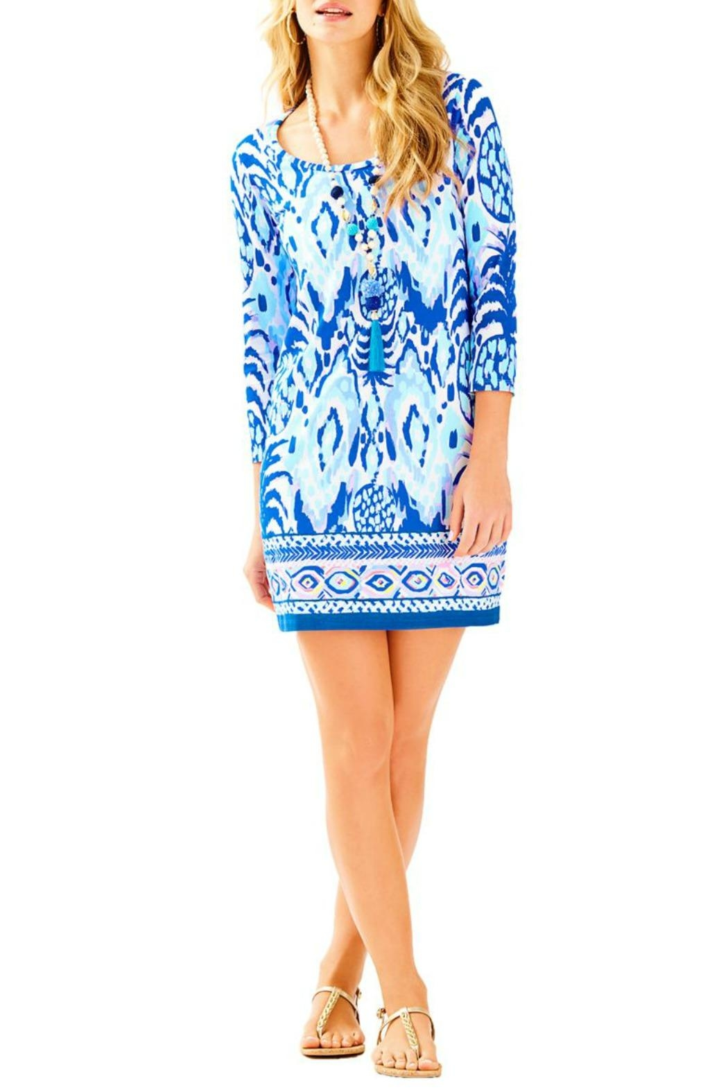 Lilly Pulitzer Beacon Dress - Front Cropped Image