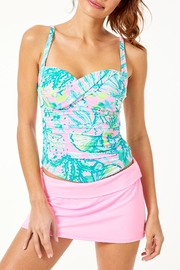 Lilly Pulitzer Bec Tankini Top - Product Mini Image