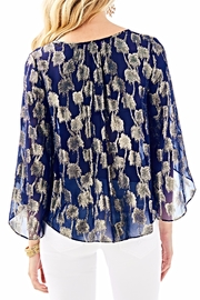 Lilly Pulitzer Beccer Clip Top - Front full body