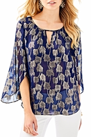 Lilly Pulitzer Beccer Clip Top - Front cropped