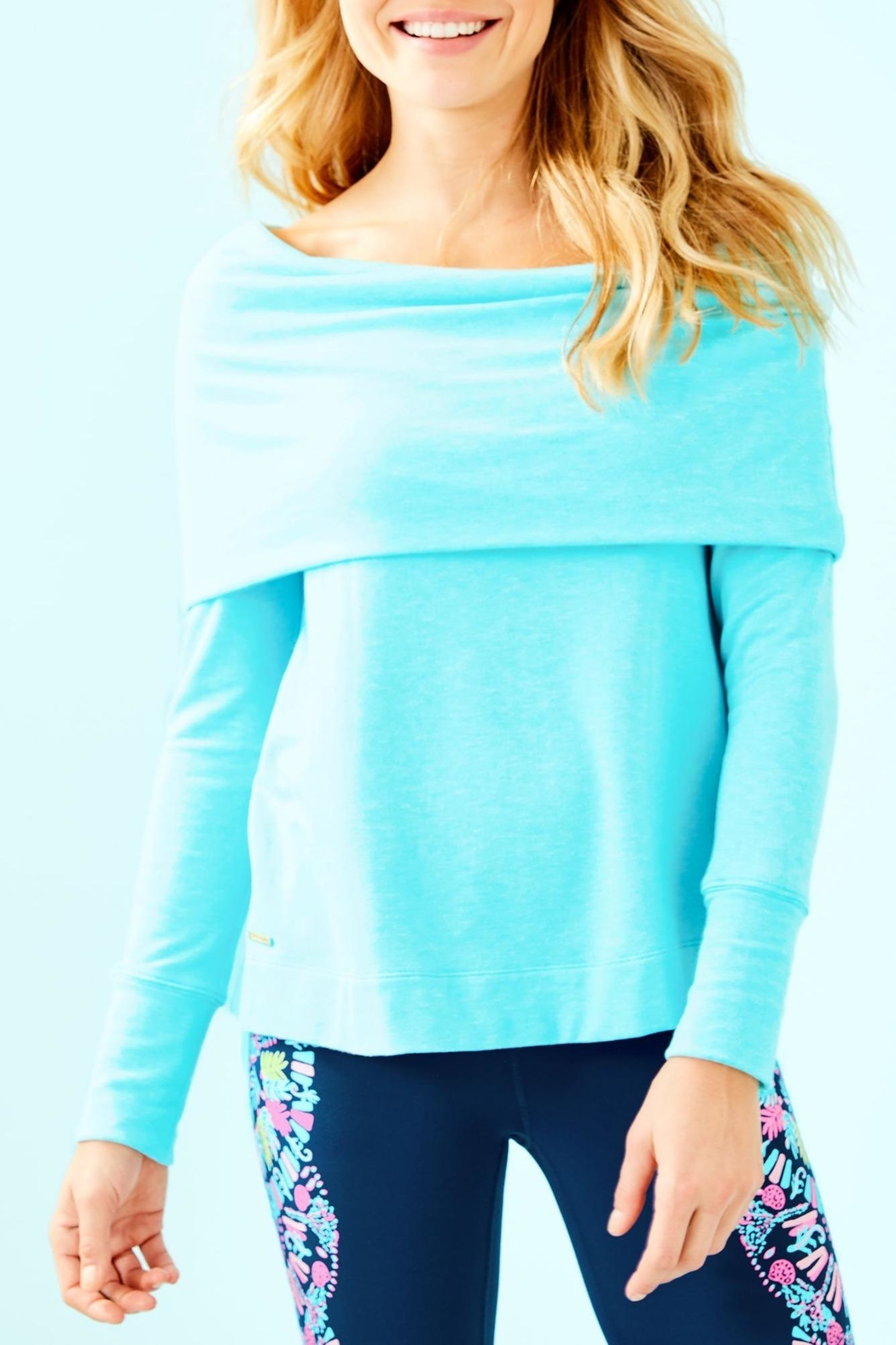 Lilly Pulitzer Belinda Pullover - Main Image