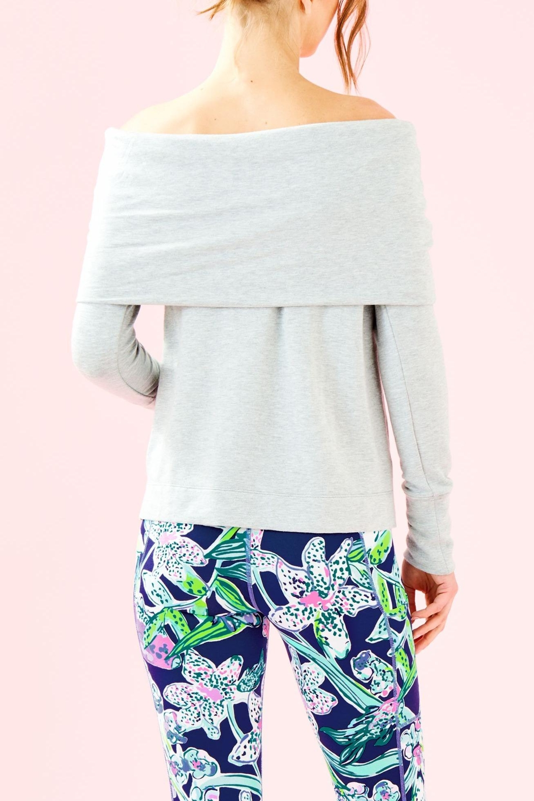 Lilly Pulitzer Belinda Pullover - Front Full Image
