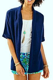 Lilly Pulitzer Belmont Cashmere Cardigan - Product Mini Image