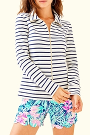 Lilly Pulitzer Bennett Zip Up - Product Mini Image