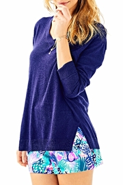 Lilly Pulitzer Blaine Tunic Sweater - Product Mini Image