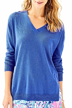 Lilly Pulitzer Blaine Tunic Sweater - Product List Image