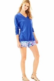 Lilly Pulitzer Blaine Tunic Sweater - Front cropped