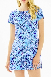 Lilly Pulitzer Blanca Stretch Romper - Product Mini Image