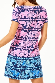 Lilly Pulitzer Blanca Stretch Romper - Front full body