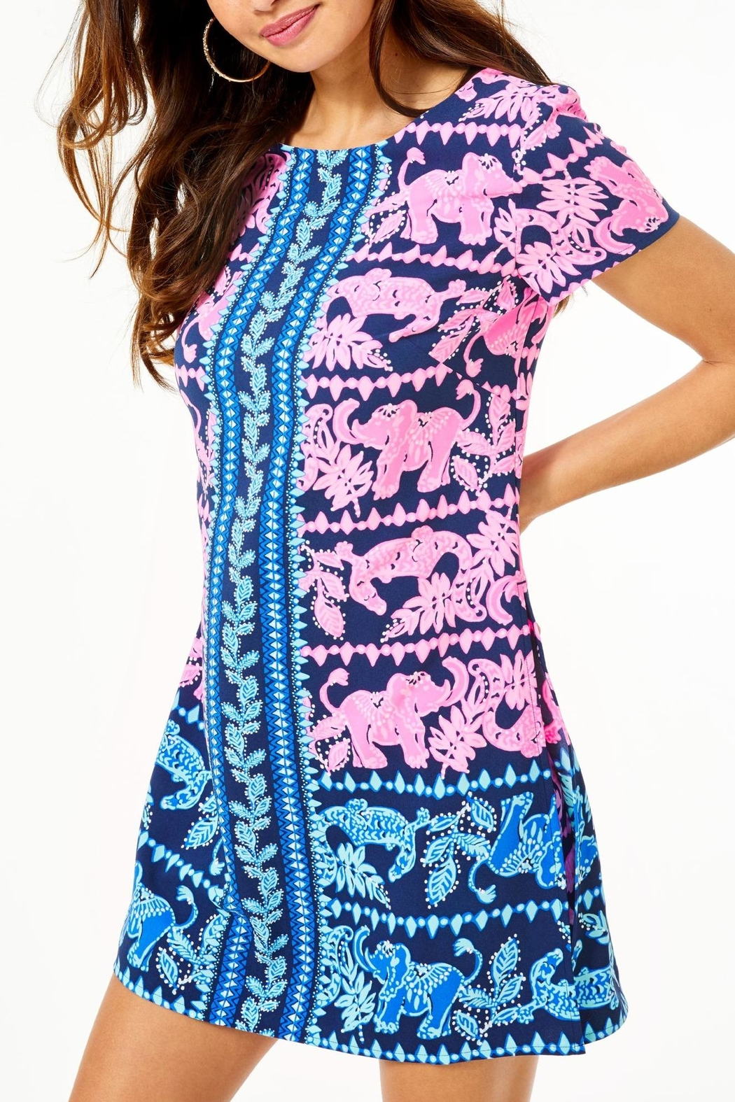 Lilly Pulitzer Blanca Stretch Romper - Main Image