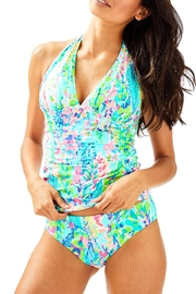 Lilly Pulitzer Bliss Tankini Top - Front cropped