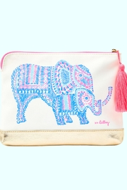 Lilly Pulitzer Bon Voyage Pouch - Product Mini Image