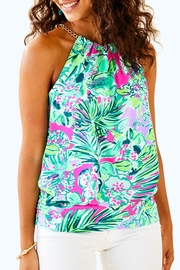 Lilly Pulitzer Bowen Top - Product Mini Image
