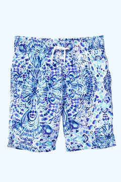 Shoptiques Product: Boys Capri Swim-Trunk