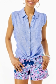 Lilly Pulitzer Breelyn Top - Product Mini Image