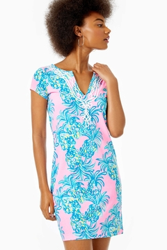 Lilly Pulitzer Brewster T-Shirt Dress - Product List Image