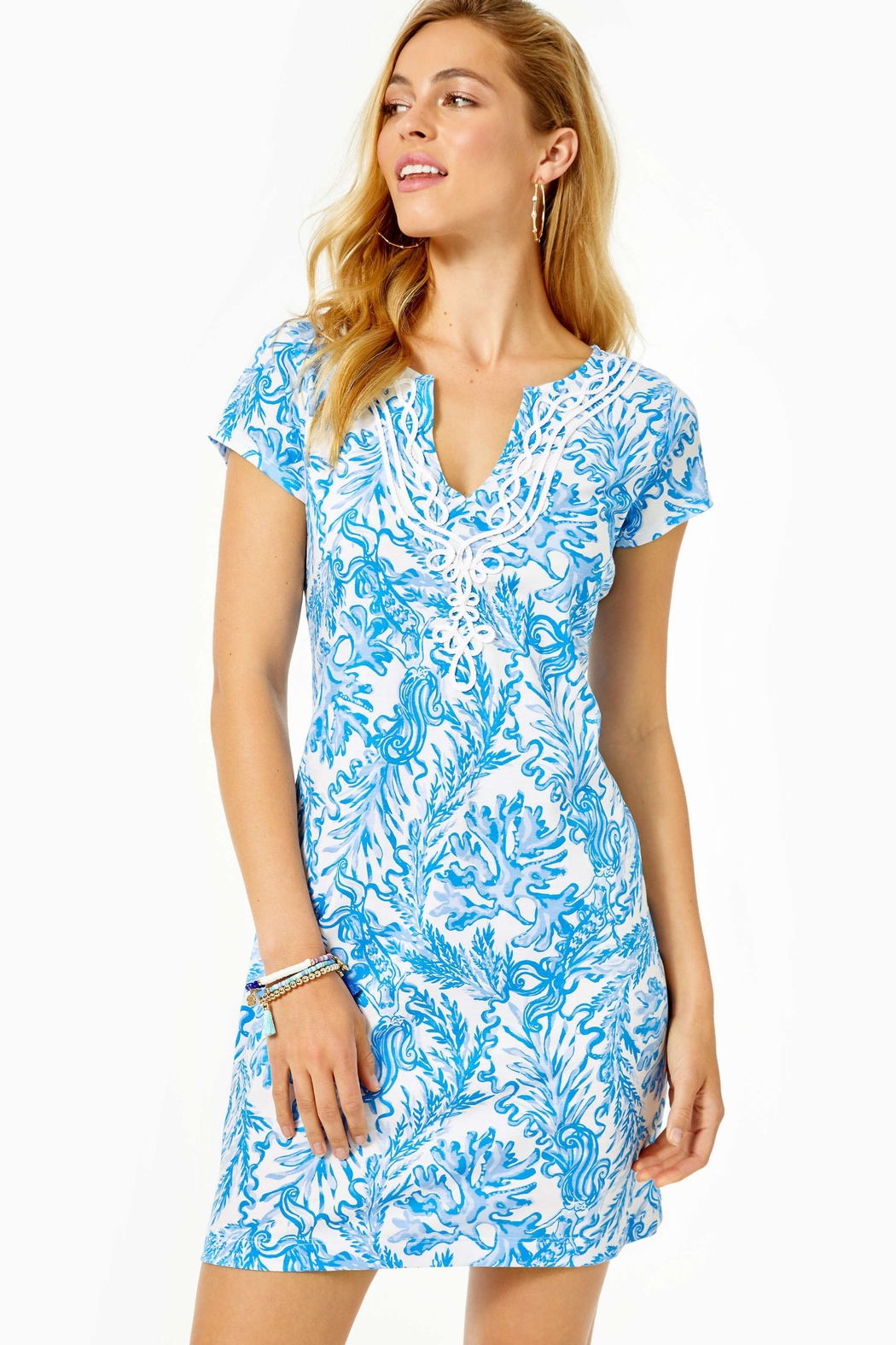 Lilly Pulitzer Brewster T-Shirt Dress - Main Image
