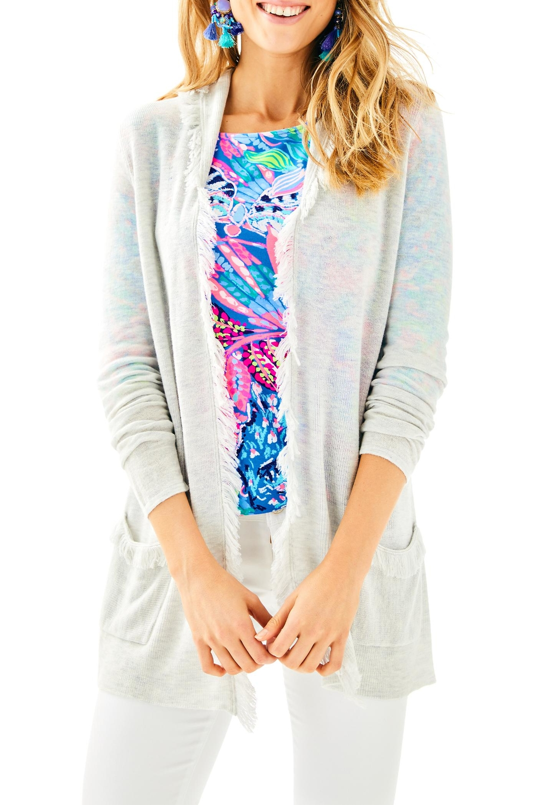 Lilly Pulitzer Bridget Cardigan - Main Image
