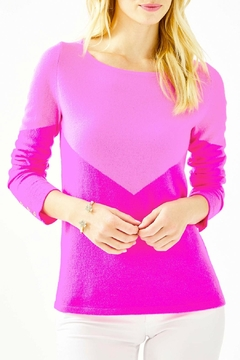 Lilly Pulitzer Brigitte Cashmere Sweater - Product List Image