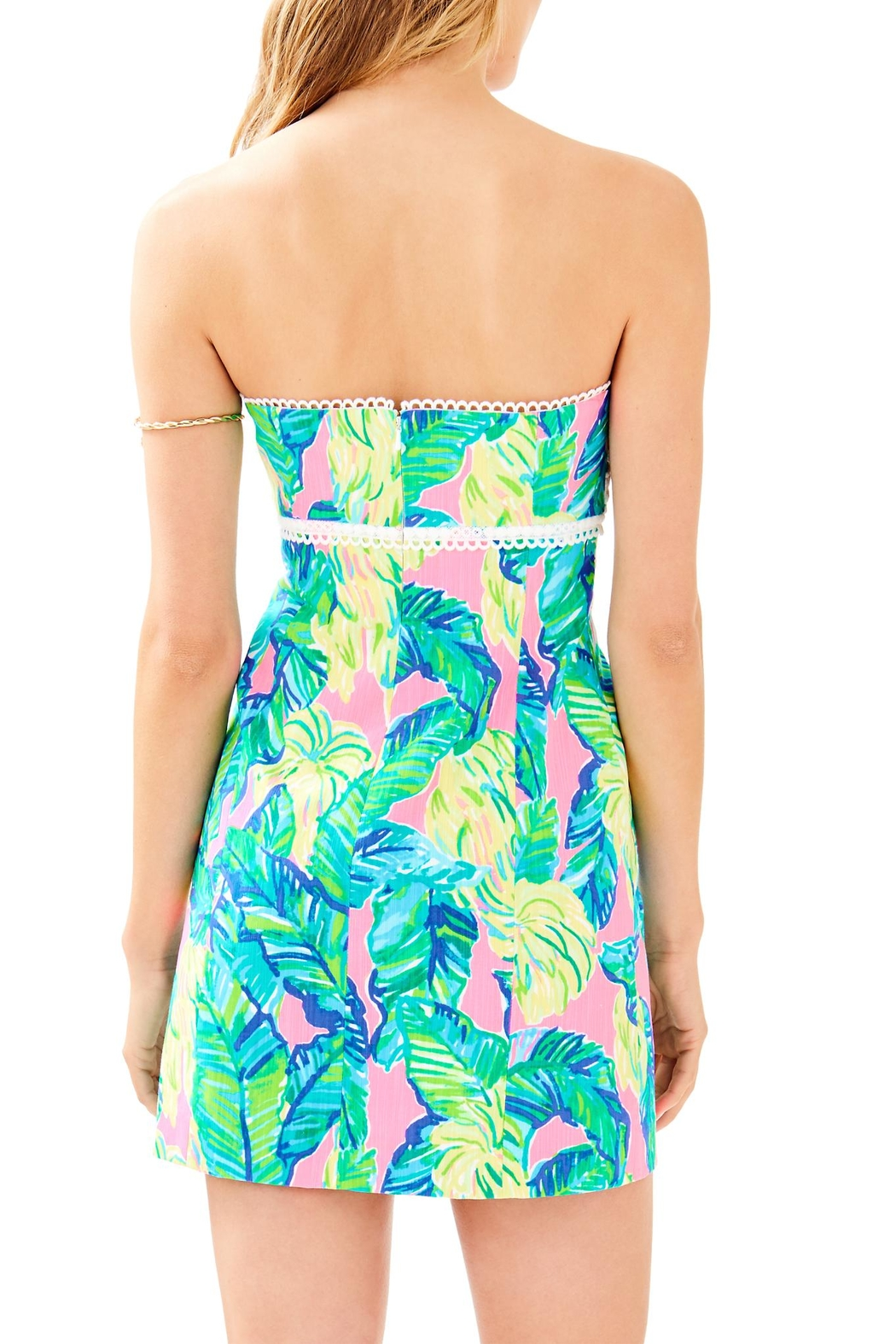 Lilly Pulitzer Brynn Dress - Front Full Image