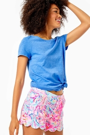 Lilly Pulitzer Buttercup Knit Short - Side cropped