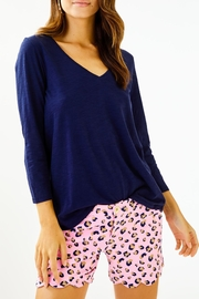 Lilly Pulitzer Buttercup Knit Short - Front cropped