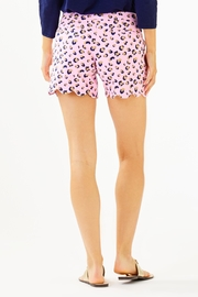 Lilly Pulitzer Buttercup Knit Short - Front full body