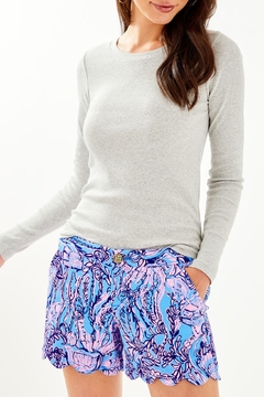 Lilly Pulitzer Buttercup Knit Short - Product List Image