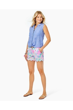Lilly Pulitzer Buttercup Knit-Stretch Short - Alternate List Image