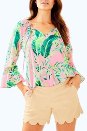 Lilly Pulitzer Buttercup Short - Product Mini Image