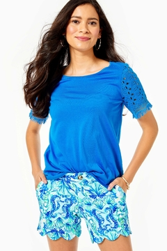 Lilly Pulitzer Buttercup Stretch Short - Product List Image