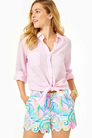 Lilly Pulitzer Buttercup Stretch Short - Product Mini Image