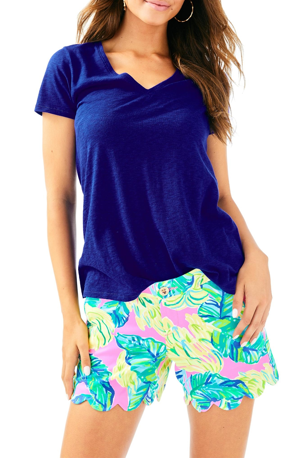 Lilly Pulitzer Buttercup Twill Short - Main Image