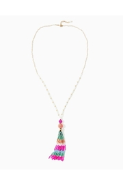 Lilly Pulitzer Cabana Cocktail Necklace - Product Mini Image