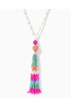 Lilly Pulitzer Cabana Cocktail Necklace - Alternate List Image