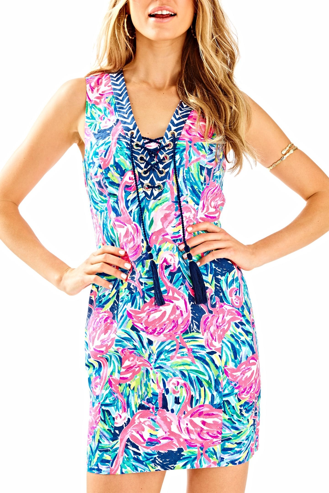 Lilly Pulitzer Cabrey Shift Dress - Main Image