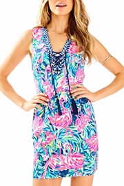 Lilly Pulitzer Cabrey Shift Dress - Front cropped