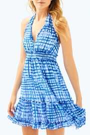 Lilly Pulitzer Cailee Halter Dress - Product Mini Image