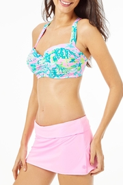 Lilly Pulitzer Calah Skirted Bikini-Bottom - Front cropped