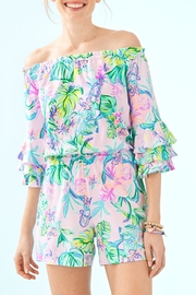 Lilly Pulitzer Calla Romper - Front cropped