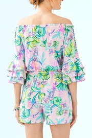 Lilly Pulitzer Calla Romper - Front full body