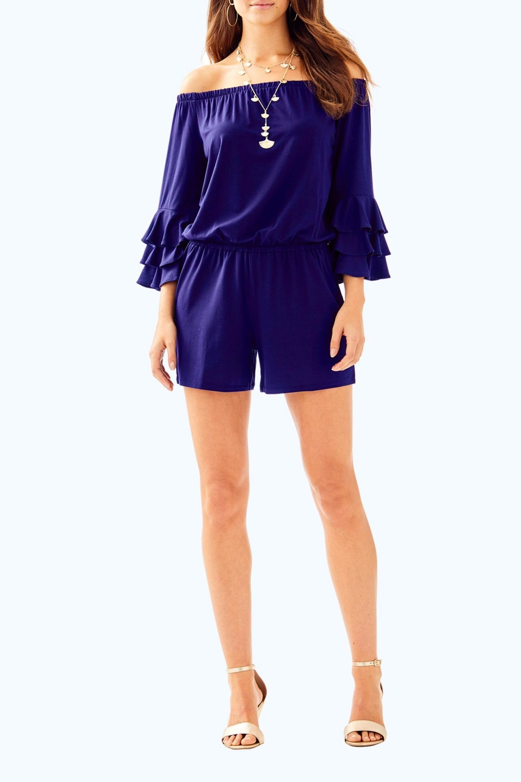 ce47c5674f0a7c Lilly Pulitzer Calla Romper from Sandestin Golf and Beach Resort by ...