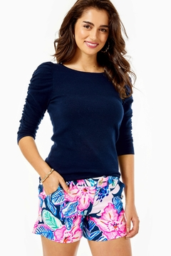 Lilly Pulitzer Callahan Knit Short - Product List Image