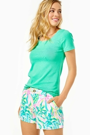Lilly Pulitzer Callahan Knit Short - Front cropped