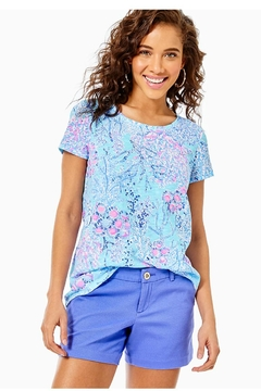 Lilly Pulitzer Callahan Stretch Short - Product List Image