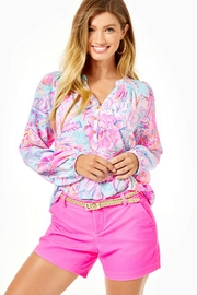 Lilly Pulitzer Callahan Stretch Short - Product Mini Image