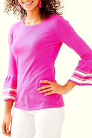 Lilly Pulitzer Callee Sweater - Front cropped