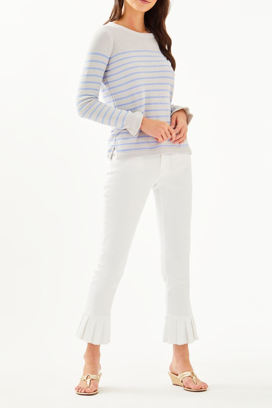 Lilly Pulitzer Calloway Sweater - Side Cropped Image