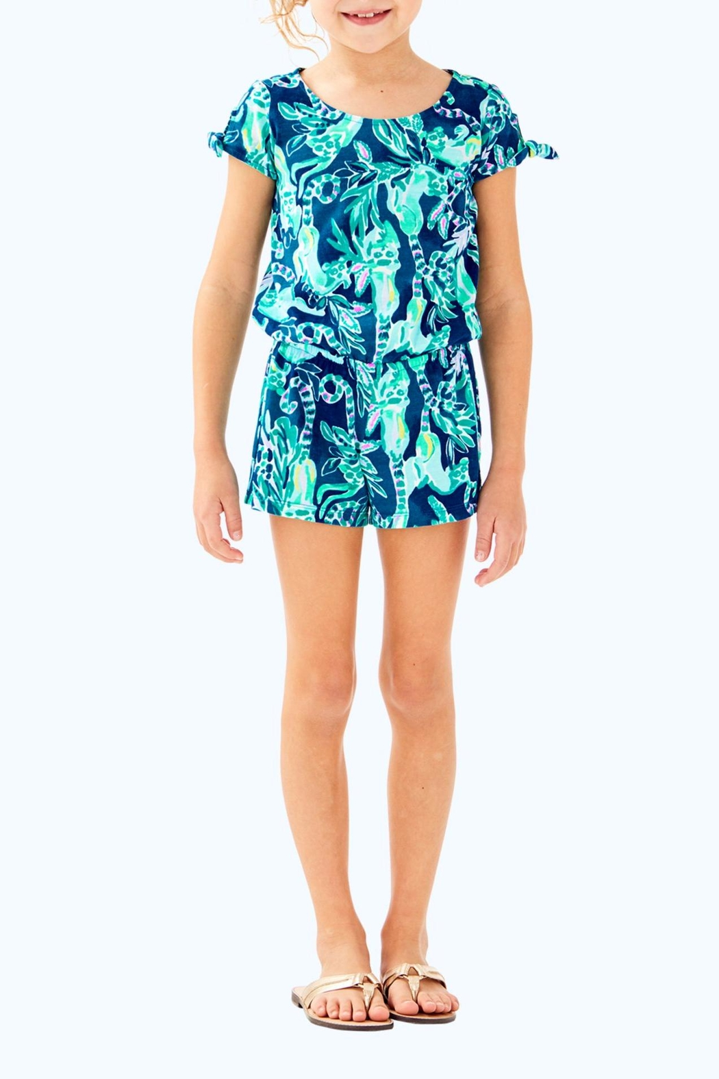 Lilly Pulitzer Camryn Romper - Main Image
